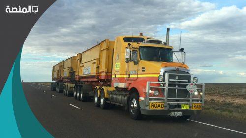 تفسير حلم قيادة شاحنة كبيرة في المنام
