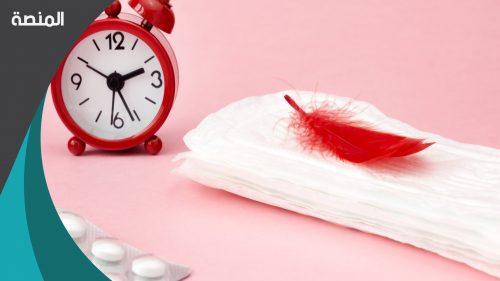 تفسير رؤية دم الدورة في المنام
