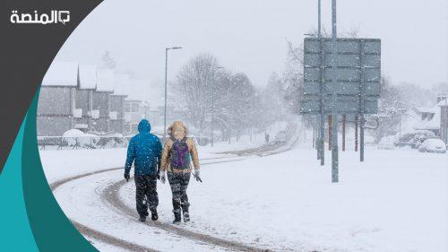 عبارات عن قدوم فصل الشتاء 2021