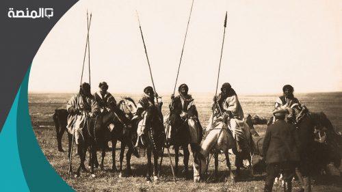 هل قبيلة حرب من الاوس والخزرج