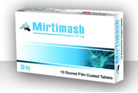 تجربتي مع ميرتيماش Mirtimash لعلاج الاكتئاب