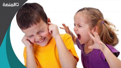 المشكلات السلوكية الشائعة لدى أطفال الروضة وأساليب علاجها
