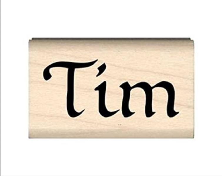 صور اسم تيم Tim المنصة