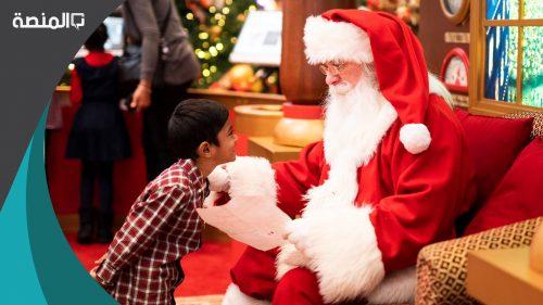 صور بابا نويل بعيد الكريسماس 2021