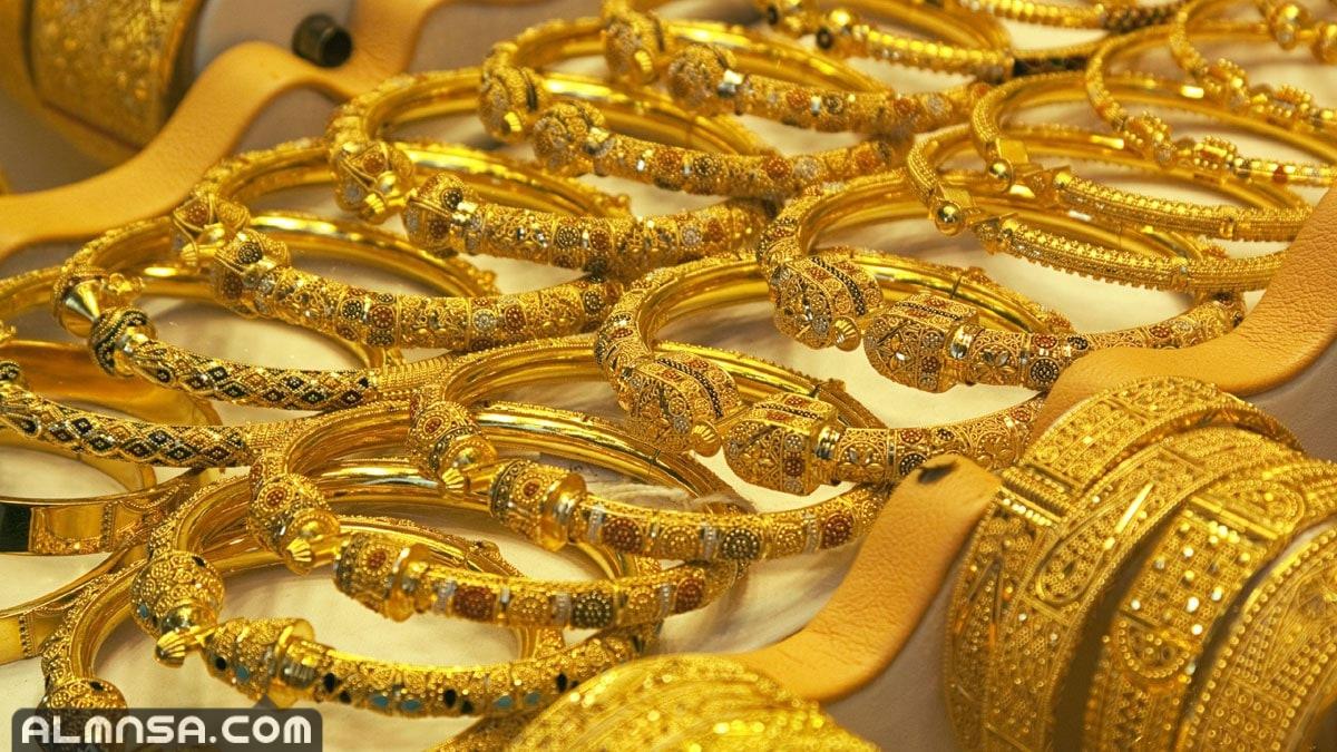 متى ترتفع أسعار الذهب في الإمارات 2021