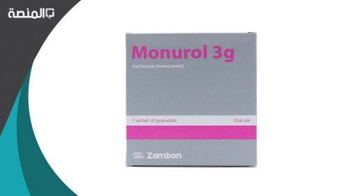 تجربتي مع فوار مونورول لعلاج عدوى المسالك البولية