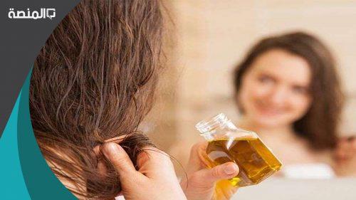 هل دهن الشعر بالزيت يفطر الصائم