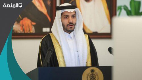 من هو السفير عبدالله بن سعود العنزي