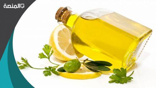 تجربتي مع زيت الزيتون والليمون على الريق