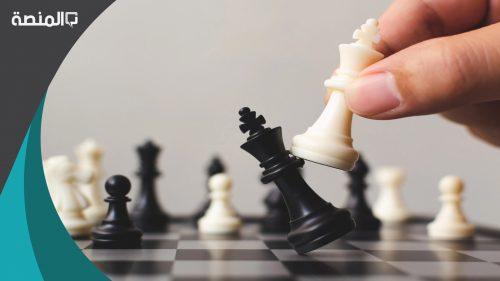 كم عدد مربعات رقعة الشطرنج