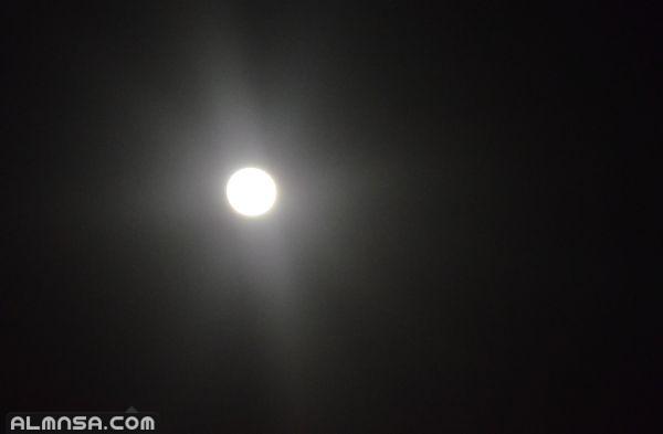 شكل القمر ليلة القدر بالصور