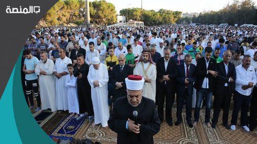 توقيت صلاة عيد الفطر في الأردن 2021