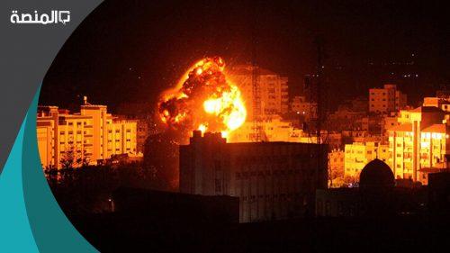 دعاء لاهل غزة مكتوب