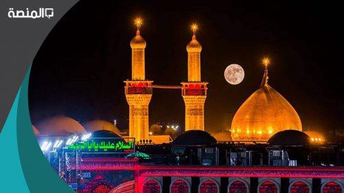زيارة الامام الحسين ليلة القدر